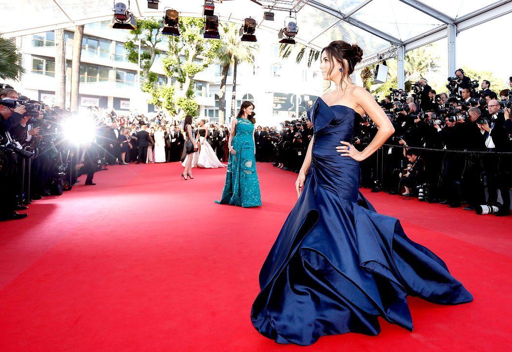 Cannes-Film-Festival-Longoria-150517-13-dpa - Bildquelle: dpa