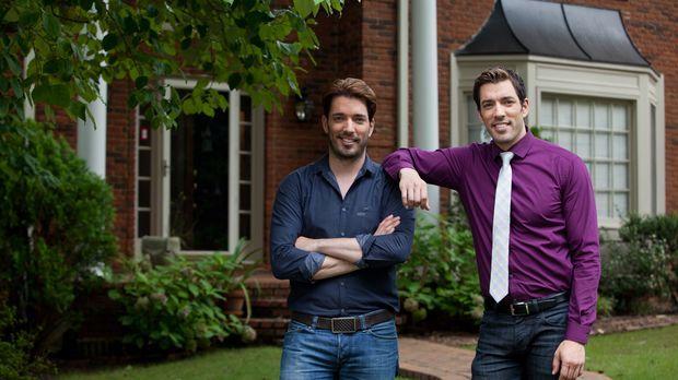 Die Brüder Jonathan (l.) und Drew (r.) wollen für ihre Kunden das Bestmöglich...