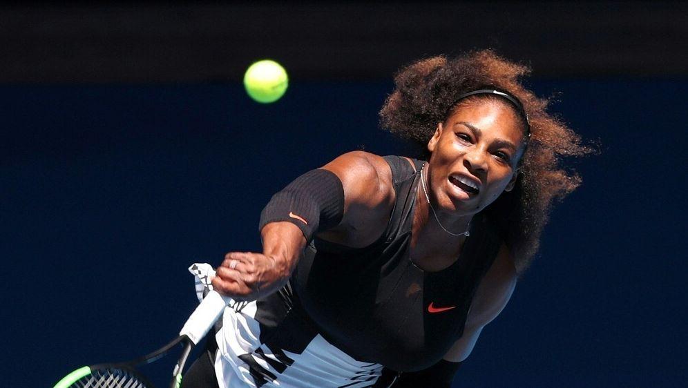 Serena Williams tritt beim WTA-Turnier in Rom nicht an - Bildquelle: PIXATHLONPIXATHLONSID