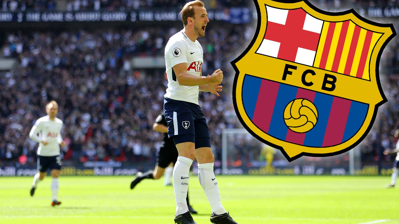 Harry Kane zum FC Barcelona - Bildquelle: 2018 Getty Images