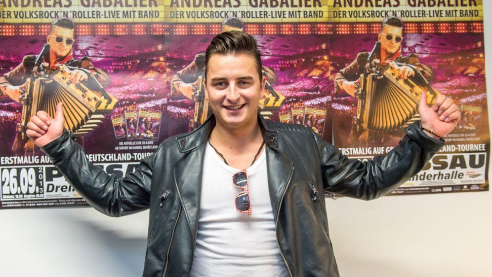 Sing Meinen Song Star Andreas Gabalier Volks Rocknroller Geht