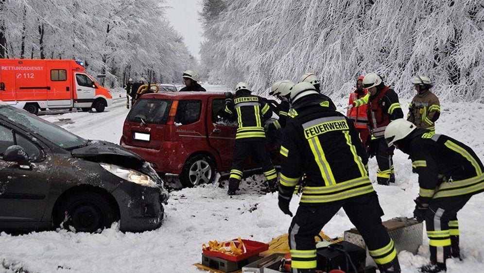 - Bildquelle: Freiwillige Feuerwehr Bedburg-Hau/dpa