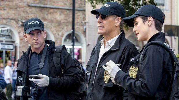 Ein neuer Mordfall beschäftigt Pride (Scott Bakula, M.), Lasalle (Lucas Black...