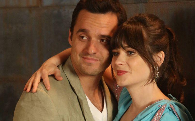 Jess und Nick: gehören zusammen - Bildquelle: FOX