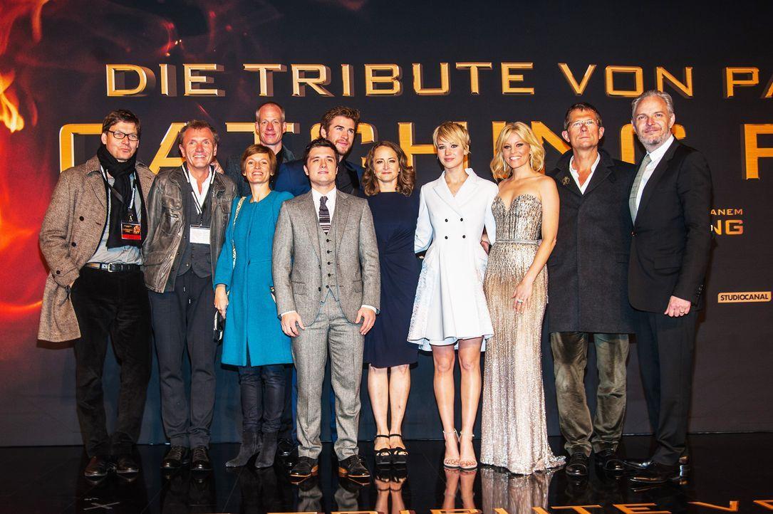 Hunger-Games-Catching-Fire-Deutschland-Premiere-37-Studiocanal - Bildquelle: Norbert Kesten, ShamrockMedia