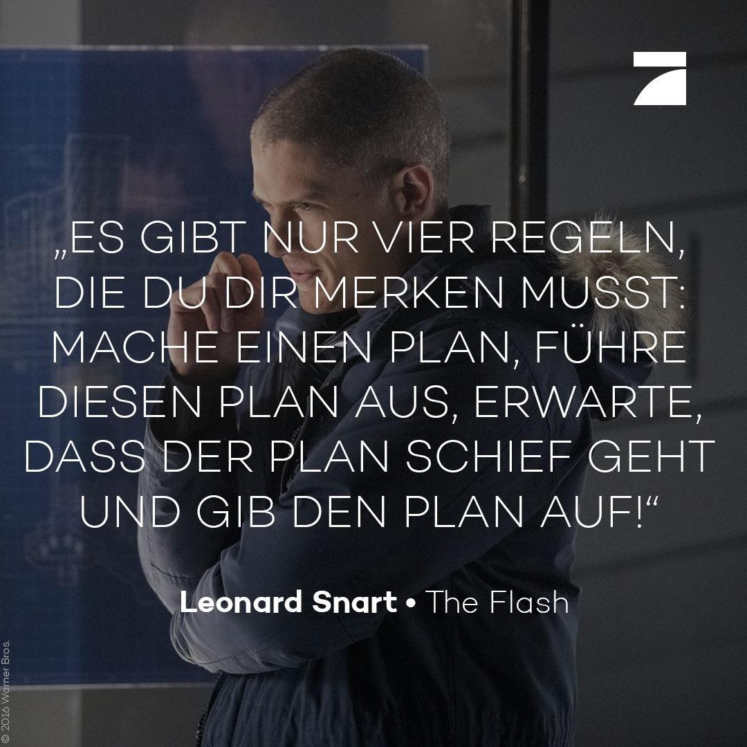 Leonard Snart Bildquelle Warner Bros