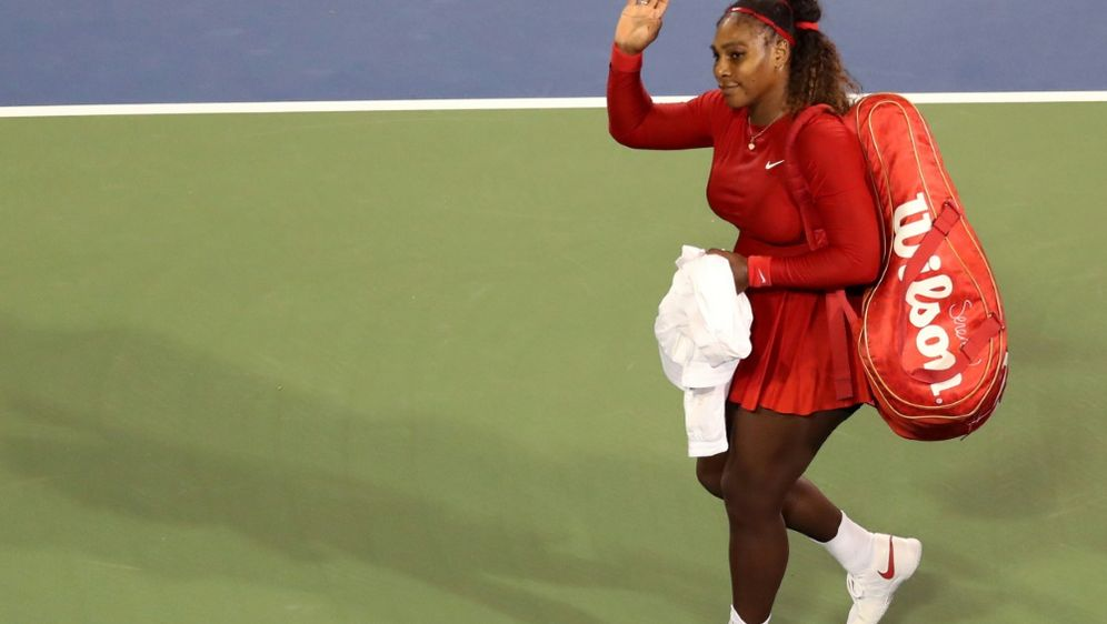 Williams verliert gegen Kvitova - Bildquelle: AFPGETTY SIDRob Carr