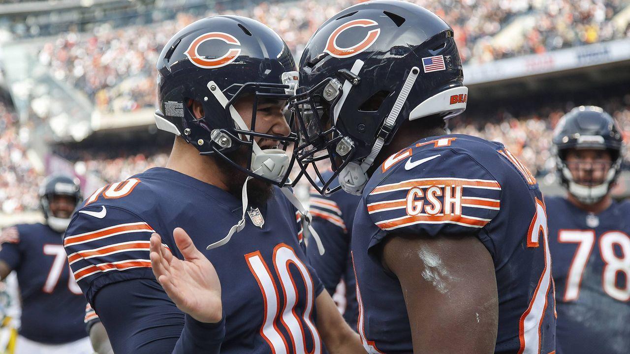 Platz 4: Chicago Bears (10-4, Vorwoche: Platz 4) - Bildquelle: imago/UPI Photo