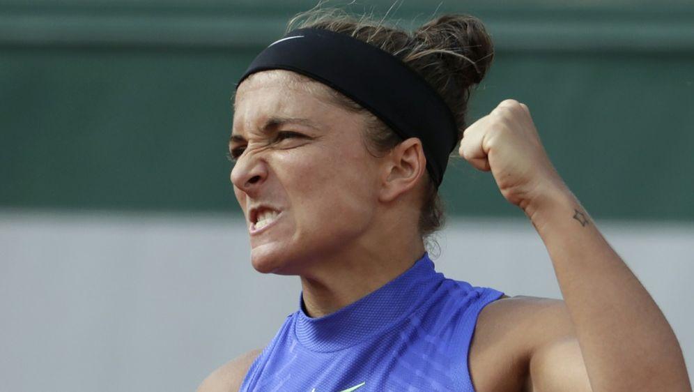 Doping-Vorwürfe: Sara Errani beteuert ihre Unschuld - Bildquelle: AFPSIDTHOMAS SAMSON
