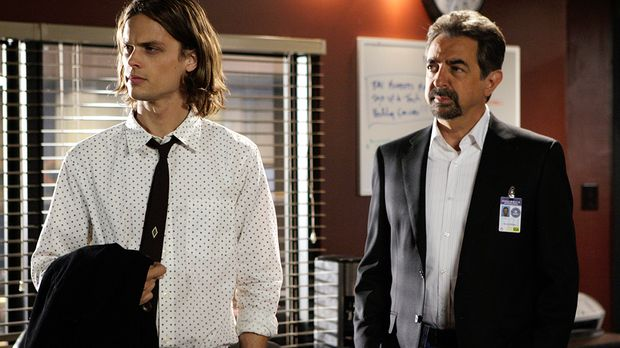 Criminal Minds Teaser © © 2008 ABC Studios. All rights reserved. NO ARCHIVE....