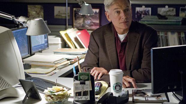 Ein neuer Fall wartet auf Gibbs (Mark Harmon) und seine Leute ... © CBS Telev...