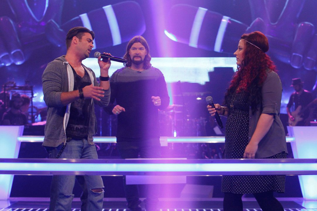 battle-sebastian-vs-karo-05-the-voice-of-germany-huebnerjpg 2160 x 1440 - Bildquelle: SAT.1/ProSieben/Richard Hübner