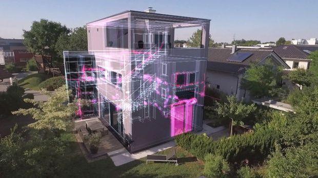 smart home das internet der dinge im haushalt. Black Bedroom Furniture Sets. Home Design Ideas