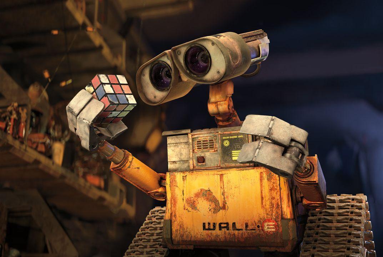 """Wall-E wurde vor 700 Jahren gemeinsam mit anderen Robotern des Typs """"Wall-E"""" auf der Erde zurückgelassen, um die Müllhaufen zu beseitigen, die die... - Bildquelle: Touchstone Pictures"""