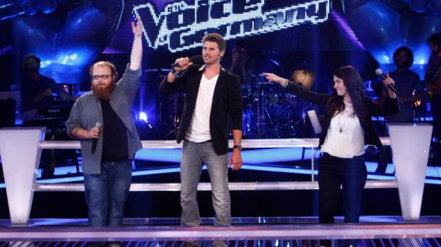 The Voice Of Germany Battles