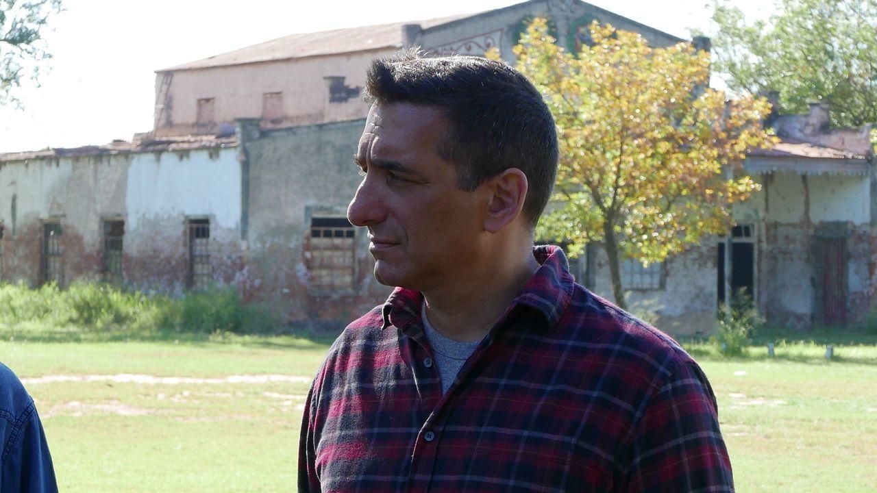 Der erste Stopp für den Strafermittler Steven Rambam und die anderen Wahrheitssucher ist eine kleine Stadt in Argentinien, die eine verdächtige Verb... - Bildquelle: A&E Television Networks