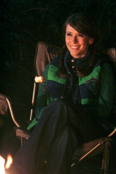 Eigentlich ist Melinda (Jennifer Love Hewitt) keine begeisterte Camperin, doch plötzlich findet sie doch Gefallen daran ... - Bildquelle: ABC Studios