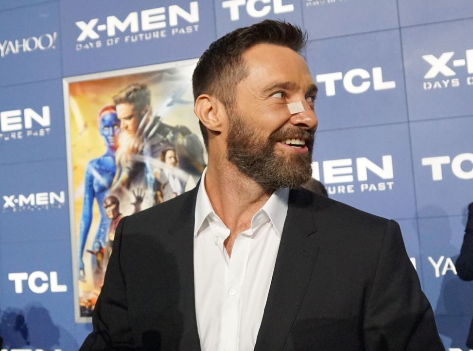 X-Men-Days-of-Future-Past-Premiere-New-York-Hugh-Jackman-2-140510-getty-AFP - Bildquelle: getty-AFP