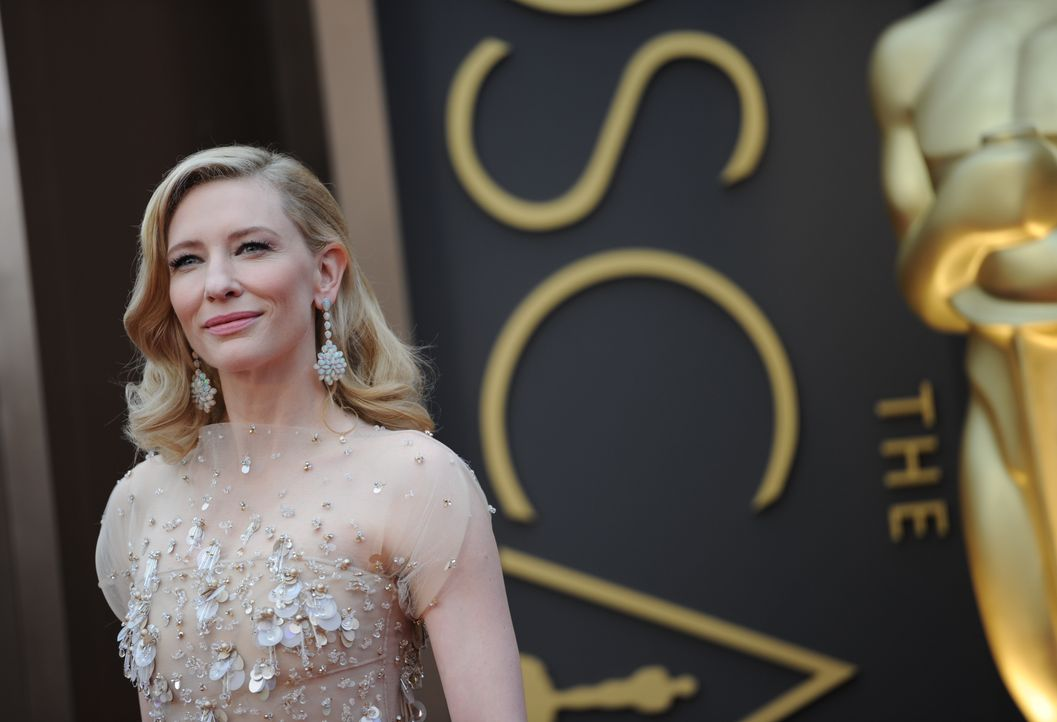 Cate Blanchett - Bildquelle: getty AFP