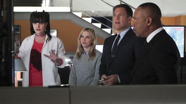Ein neuer Fall wartet auf das Team: Abby (Pauley Perrette, l.), Ellie (Emily...