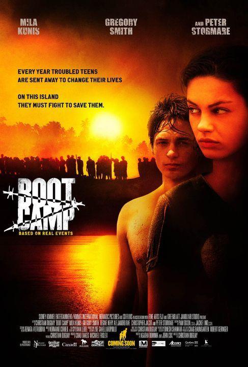 Boot Camp - Plakatmotiv