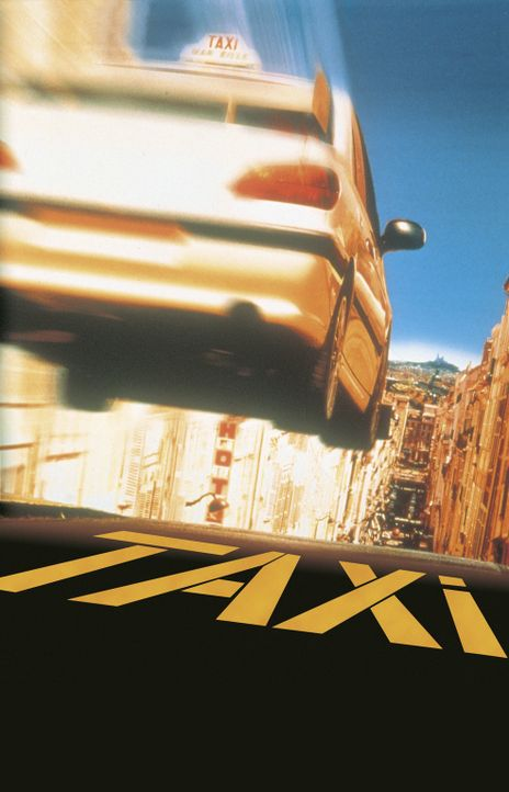 TAXI - Artwork - Bildquelle: Tobis Film