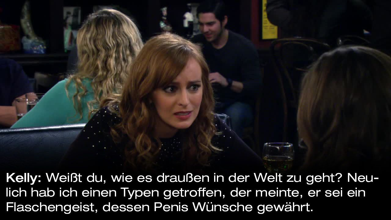 Zitate-How-I-Met-Your-Mother-Staffel-9-101-Kelly - Bildquelle: 20th Century Fox