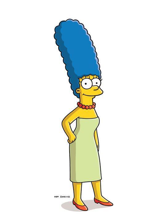 (21. Staffel) - Immer um Anstand und Sitte in der chaotischen Familie bemüht: Mutter Marge ... - Bildquelle: und TM Twentieth Century Fox Film Corporation - Alle Rechte vorbehalten