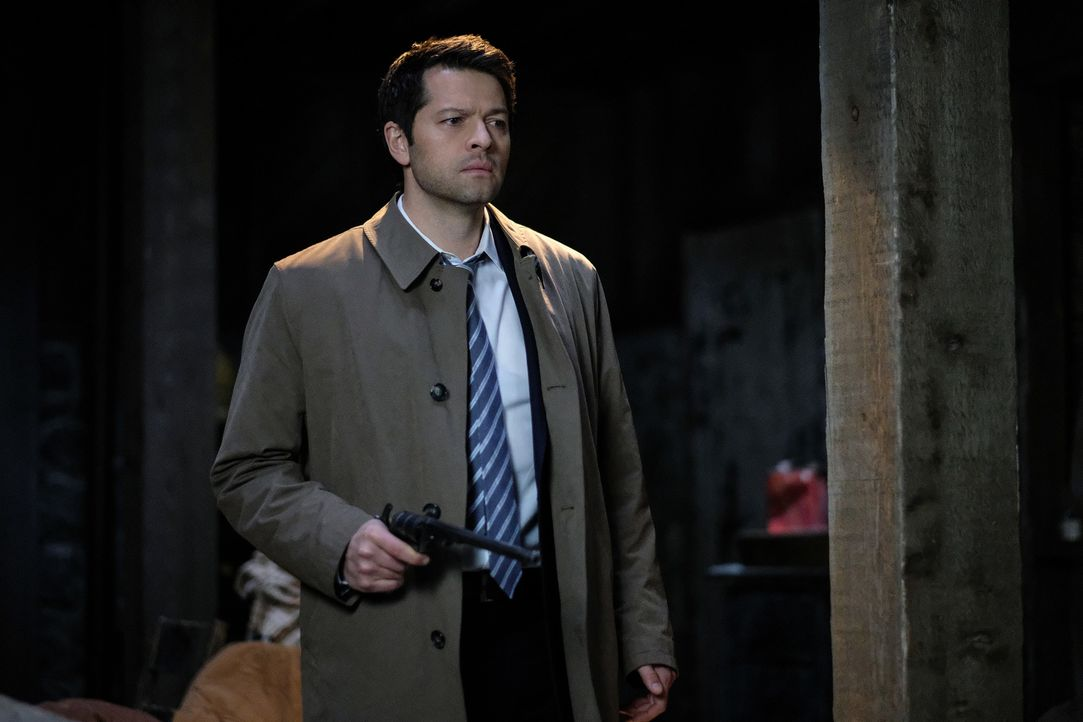 Castiel (Misha Collins) - Bildquelle: Robert Falconer 2016 The CW Network, LLC. All Rights Reserved/Robert Falconer
