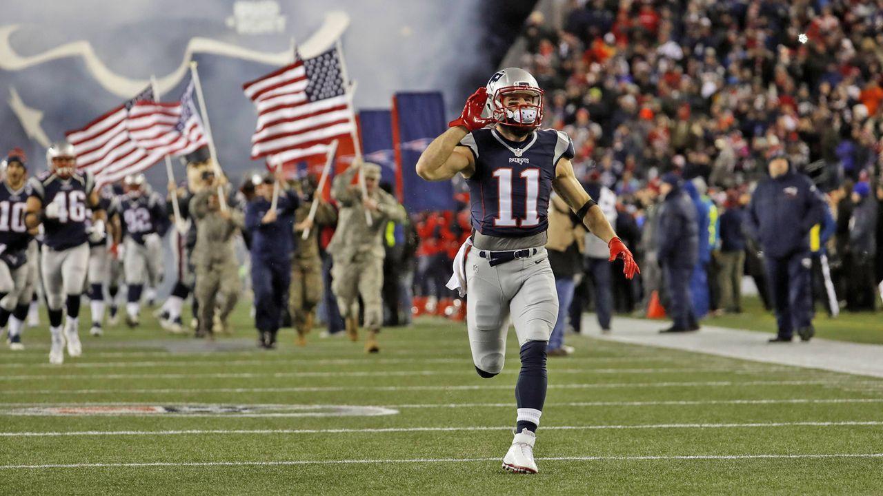 Julian Edelman (New England Patriots) - Bildquelle: imago/Icon SMI