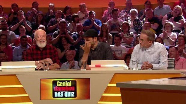 Genial Daneben - Das Quiz - Genial Daneben - Das Quiz - Warum Ist Hella Von Sinnen Sauer?
