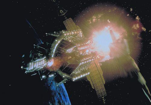 Supernova - Irgendwo in den Weiten des Alls, zu Beginn des 22. Jahrhunderts:...