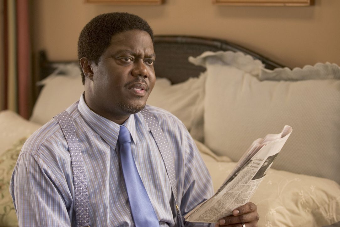 Wenn Percy Jones (Bernie Mac) etwas nicht geheuer ist, versucht er, der Sache auf den Grund zu gehen. Bei dem Verlobten seiner Tochter scheint alles... - Bildquelle: 2007 CPT Holdings, Inc. All Rights Reserved. (Sony Pictures Television International)