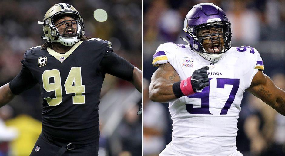 New Orleans Saints at Minnesota Vikings - Bildquelle: Getty Images