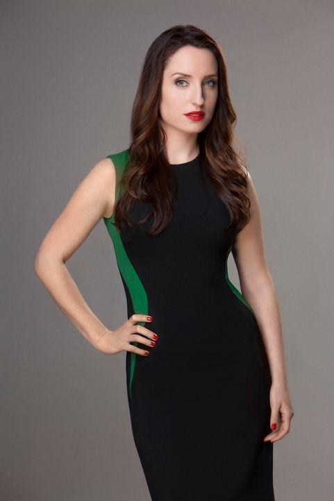 Kate (Zoe Lister-Jones)  - Bildquelle: 2013 CBS Broadcasting, Inc. All Rights Reserved.