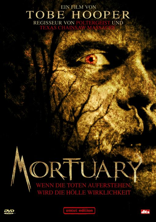 Mortuary - Wenn die Toten auferstehen - Plakatmotiv - Bildquelle: Echo Bridge Entertainment LLC