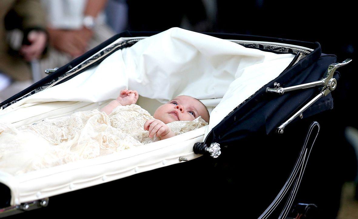 Taufe-Prinzessin-Charlotte-15-07-05-12-AFP - Bildquelle: AFP