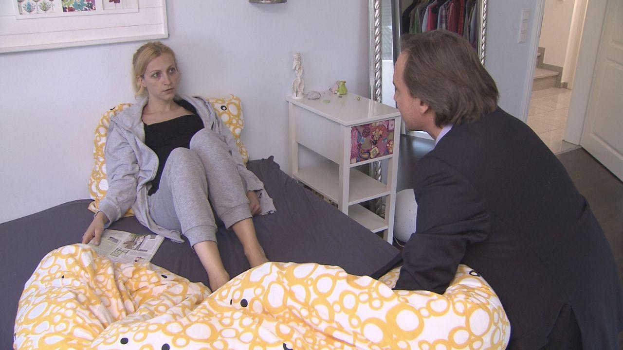 HIV-Schock-in-der-Schwangerschaft8 - Bildquelle: SAT.1