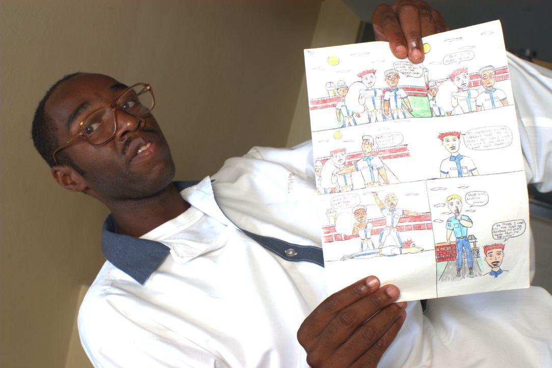 Das Leben im Hays State Prison ist geprägt durch Macht- und Überlebenskämpfe: Der Insasse Adrian English weiß, was hier täglich passiert ... - Bildquelle: Derek Bell part2 pictures
