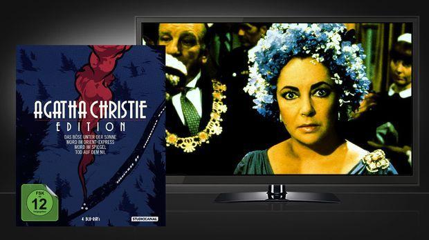 Agatha Christie Edition © Studiocanal