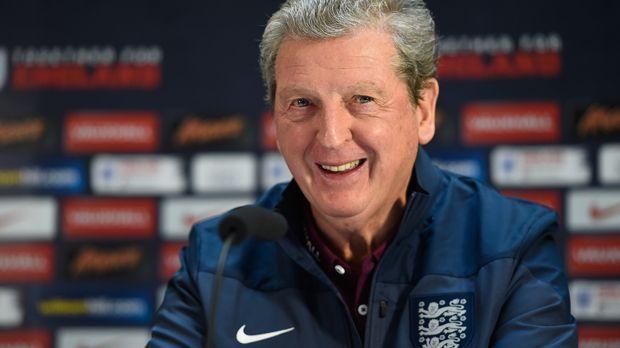 Platz 1: Roy Hodgson (England) - Bildquelle: 2015 Getty Images