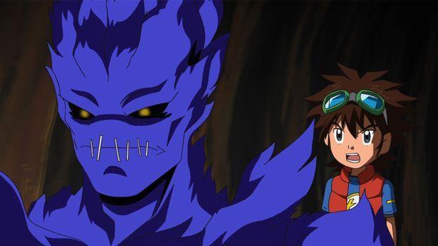 Im Kampf gegen das Böse: Mikey (r.) ... © Akiyoshi Hongo, Toei Animation. TM...