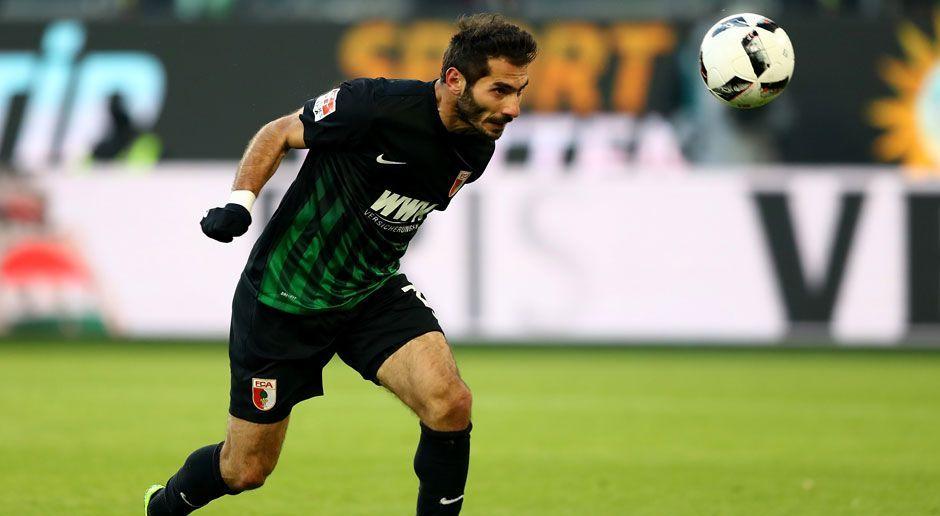 Halil Altintop (FC Augbsurg) - Bildquelle: 2017 Getty Images