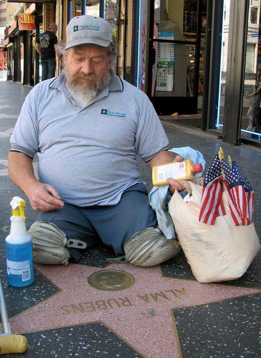 Walk of Fame Putzer - Bildquelle: DPA