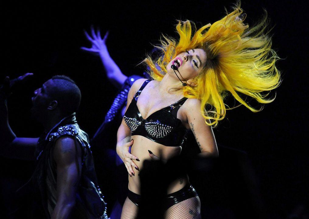 Lady Gaga - Bildquelle: +++(c) dpa - Bildfunk+++, Verwendung nur in Deutschland