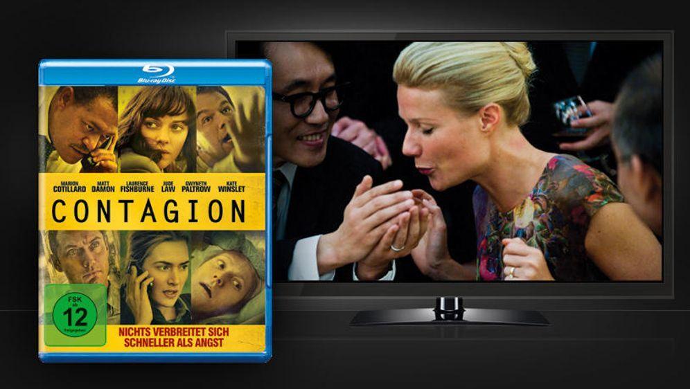 Contagion - Bildquelle: Universal