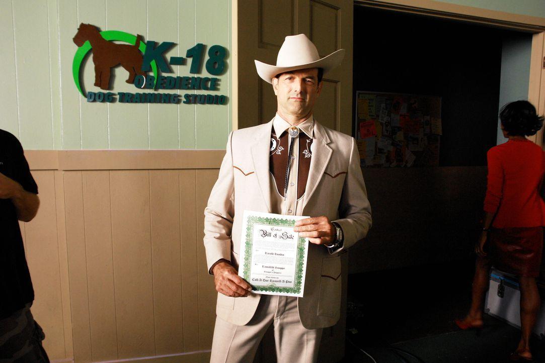 Der Hundezüchter Harold Hundin (Joel McHale) wird ermordet. Nachdem Ned ihn wieder zum Leben erweckt hat, gesteht er, dass seine eigene Frau die Sch... - Bildquelle: Warner Brothers