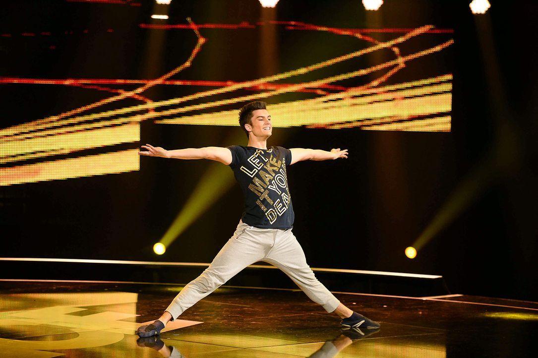Got-To-Dance-Markus-10-SAT1-ProSieben-Willi-Weber - Bildquelle: SAT.1/ProSieben/Willi Weber