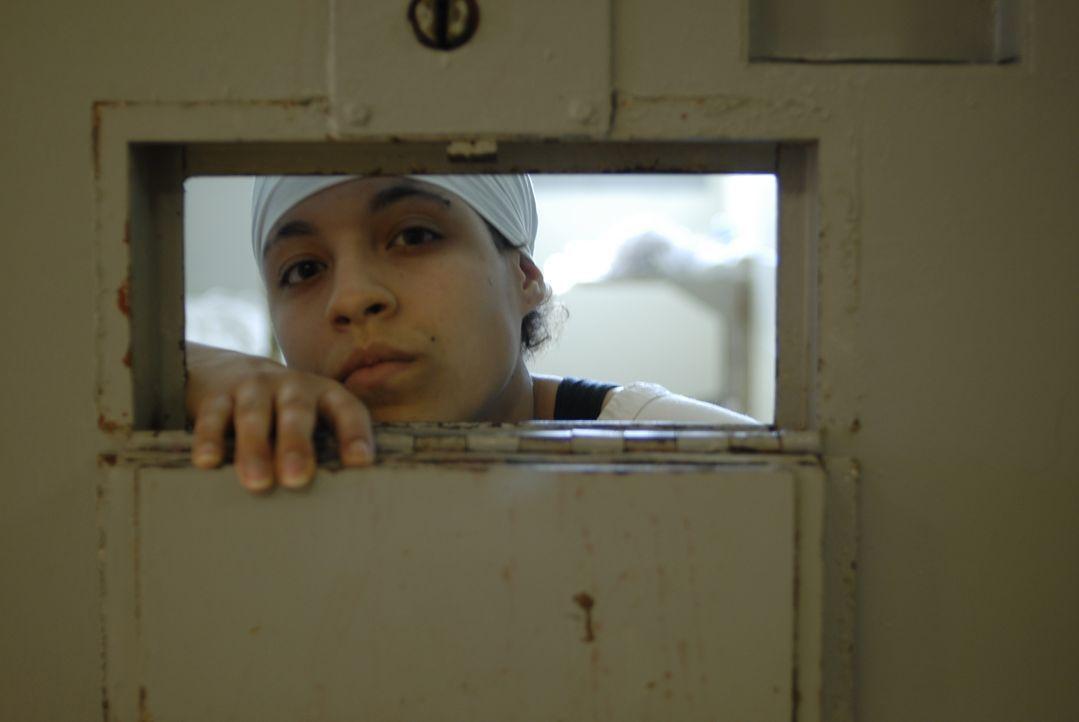 Die Isolationshaft ist auch im Ohio Reformatory für Frauen gut besetzt ... - Bildquelle: Alexandra Meistrell 2010 NGC Network US, LLC All Rights Reserved