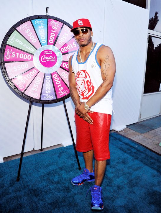 Teen-Choice-Awards-Nelly-13-08-11-getty-AFP.jpg 1361 x 1800 - Bildquelle: getty-AFP